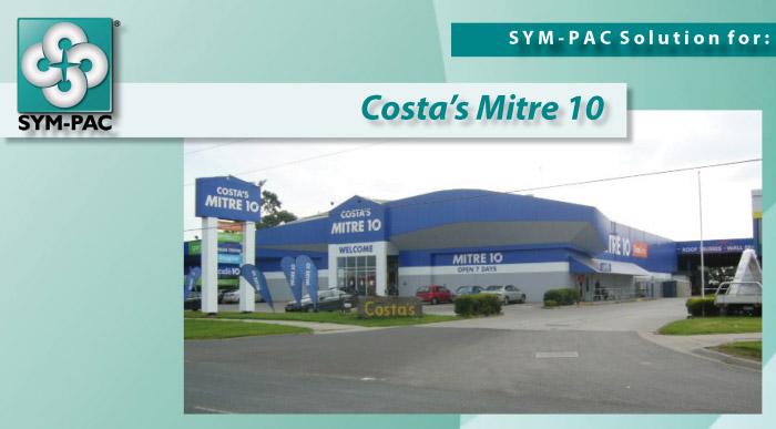 Costa's Mitre 10