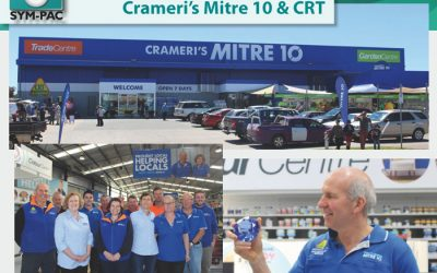 Crameri's Mitre 10 & CRT