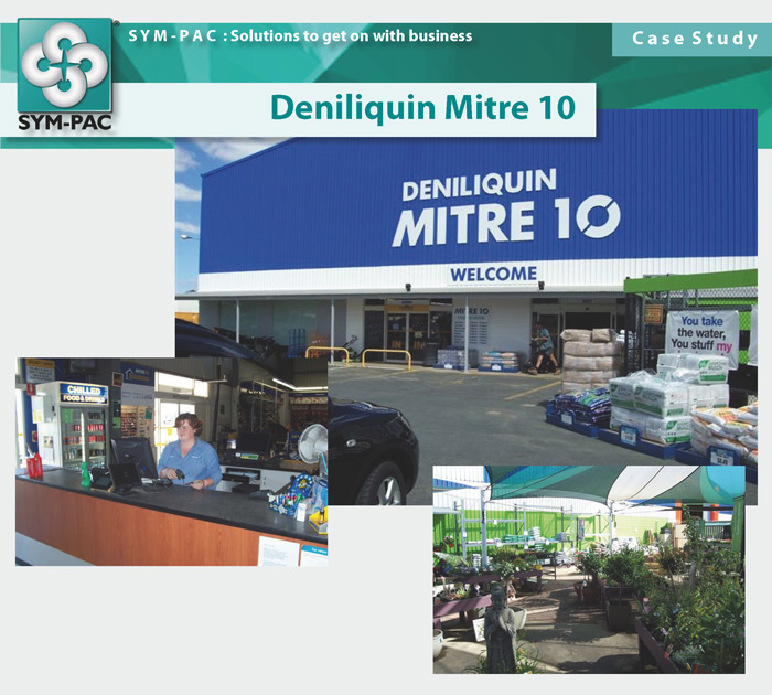 SYM-PAC Case Study : Deniliquin Mitre 10