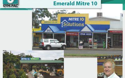 Emerald Mitre 10