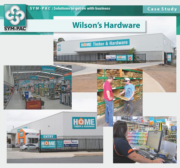 SYM-PAC Case Study : Wilson's Hardware