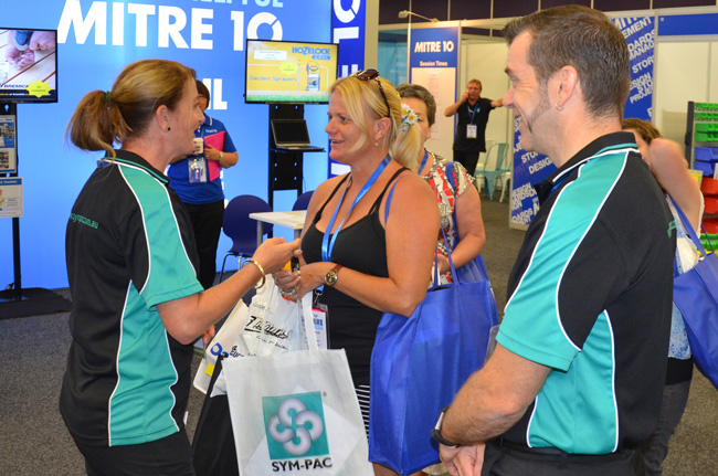 Make 2016 the year that everything changes : SYM-PAC at the M10 Expo '16