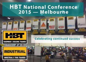 HBT National Conference, Melbourne 2015
