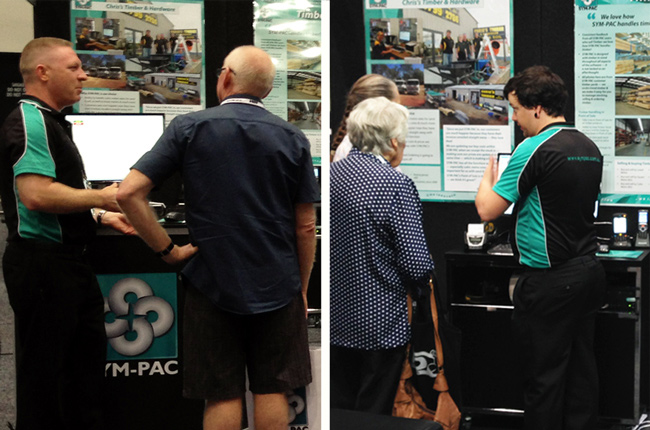 SYM-PAC's first HBT Conference, 2014