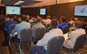 Working smarter, not harder : SYM-PAC Mitre 10 User Group, Feb '16
