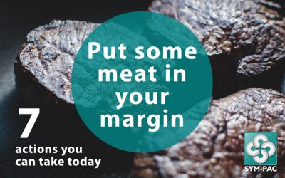 Put some meat in your margin
