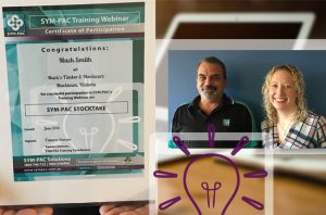 New : SYM-PAC Training Webinars for users