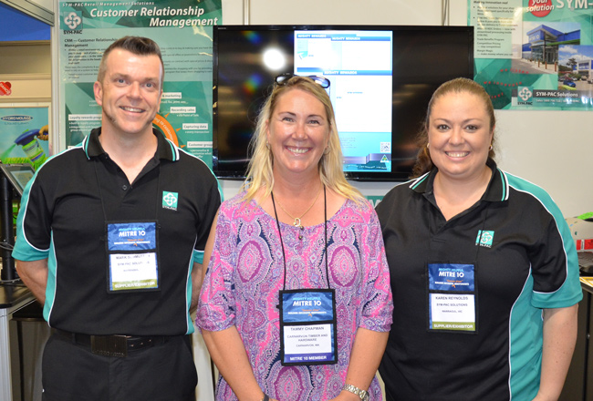 It's all about the customer : Mitre 10 Expo '15