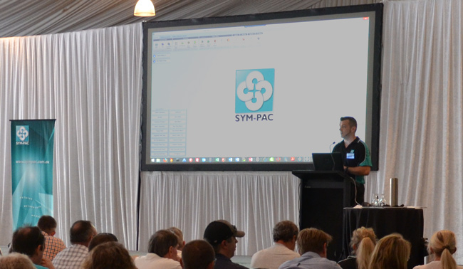SYM-PAC User Group : Mitre 10 Expo '15