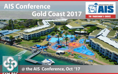 SYM-PAC at the AIS Conference : October '17