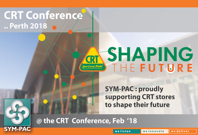 SYM-PAC at the CRT Conference : February '18
