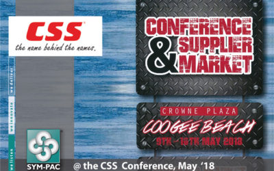 SYM-PAC at the CSS Conference : May '18