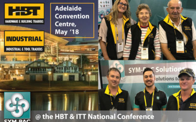 SYM-PAC at the HBT Conference : May '18