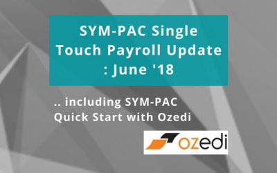 Single Touch Payroll update : June '18