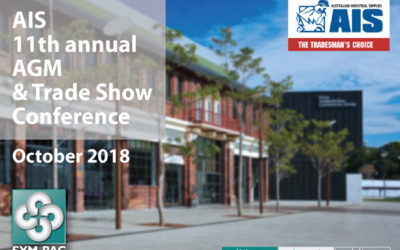 SYM-PAC at the AIS Trade Show Conference : October '18
