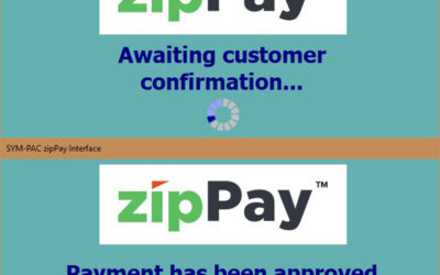 SYM-PAC's new features : zipPay Integration with SYM-PAC
