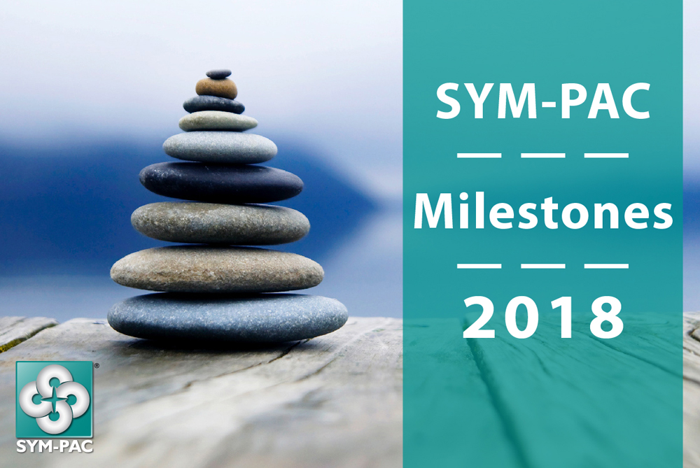 SYM-PAC : Our Milestones for 2018