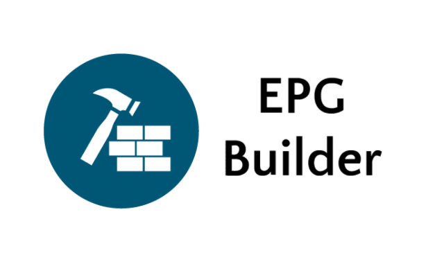 Sympac EPG Builder – efficiently build and update your own electronic product database